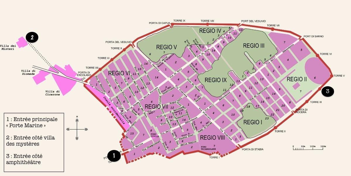 Plan Ville D Obernai
