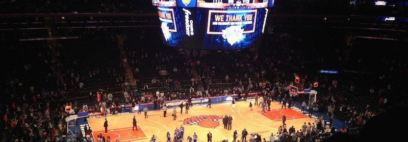 match-knicks-madison-square-garden
