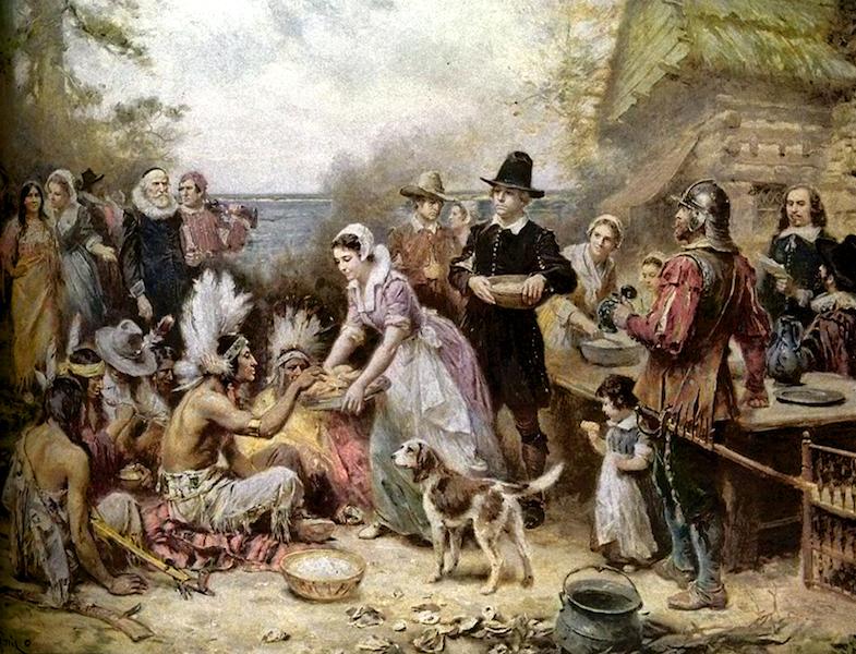 le-premier-thanksgiving-colons-indiens