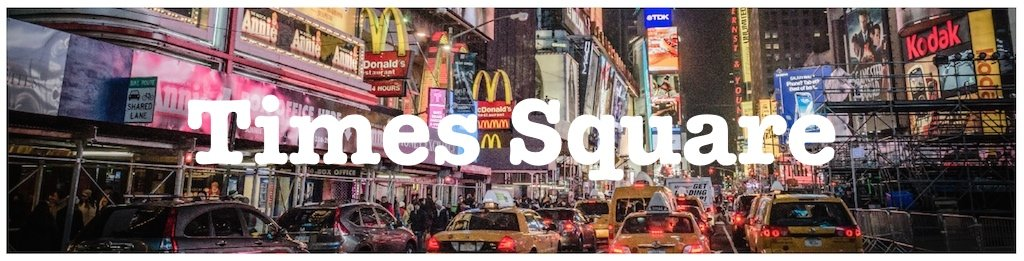 Discover Times Square Shopping Shop for Clothes, Shoes and Souvenirs in Midtown. New York City sits at the center of the fashion world. Home to carefully curated boutique shops, world-famous department stores and the flagship locations of major retailers, NYC is among the best places to shop.