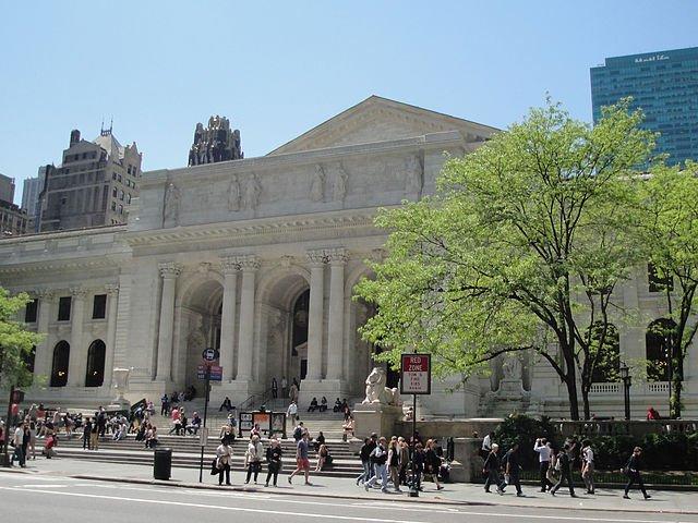 ny public library la grande biblioth que de new york. Black Bedroom Furniture Sets. Home Design Ideas