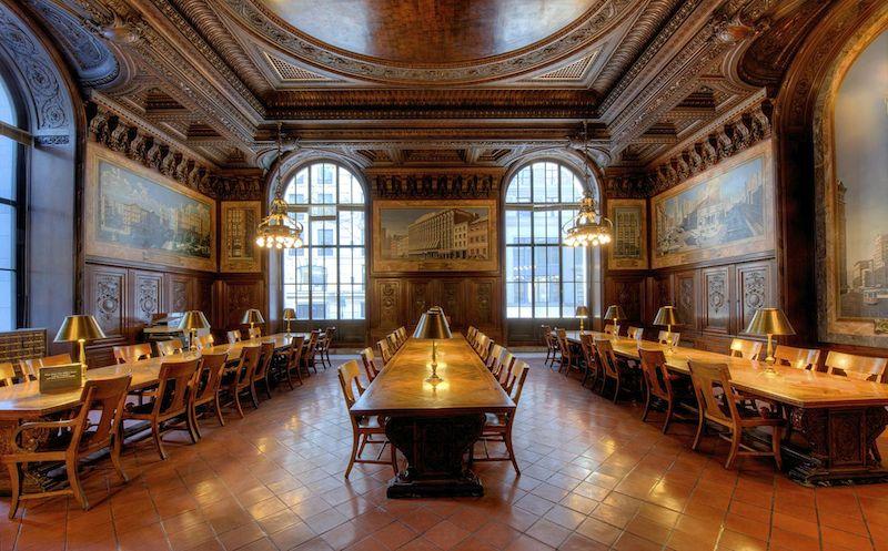Ny Public Library La Grande Biblioth 232 Que De New York