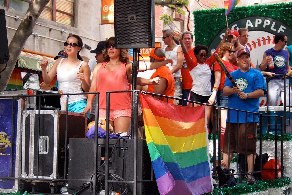 NYC Pride Parade 2012 - 159
