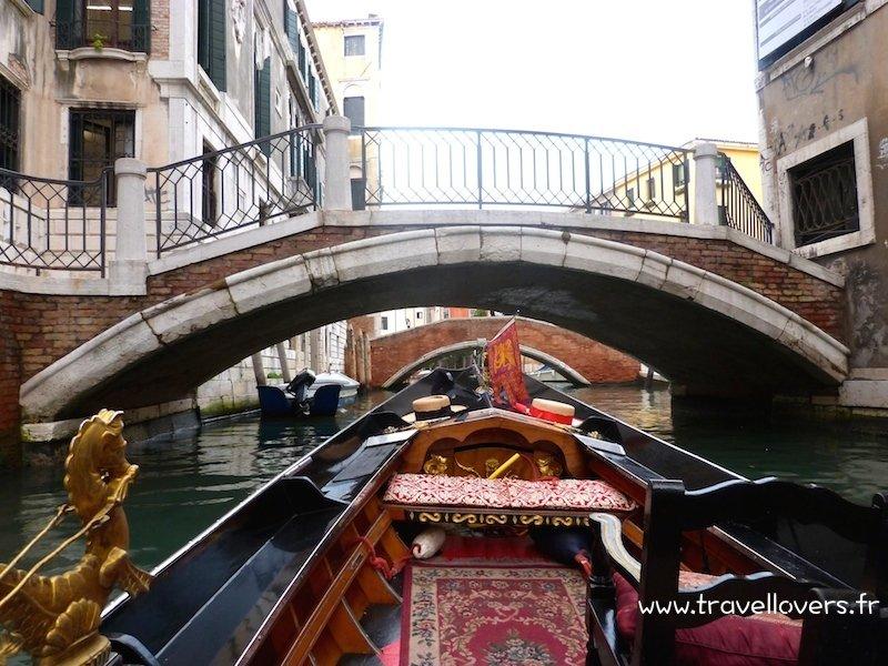 Bien connu Faire un tour de gondole à Venise : tarif, bons plans et photos JB09