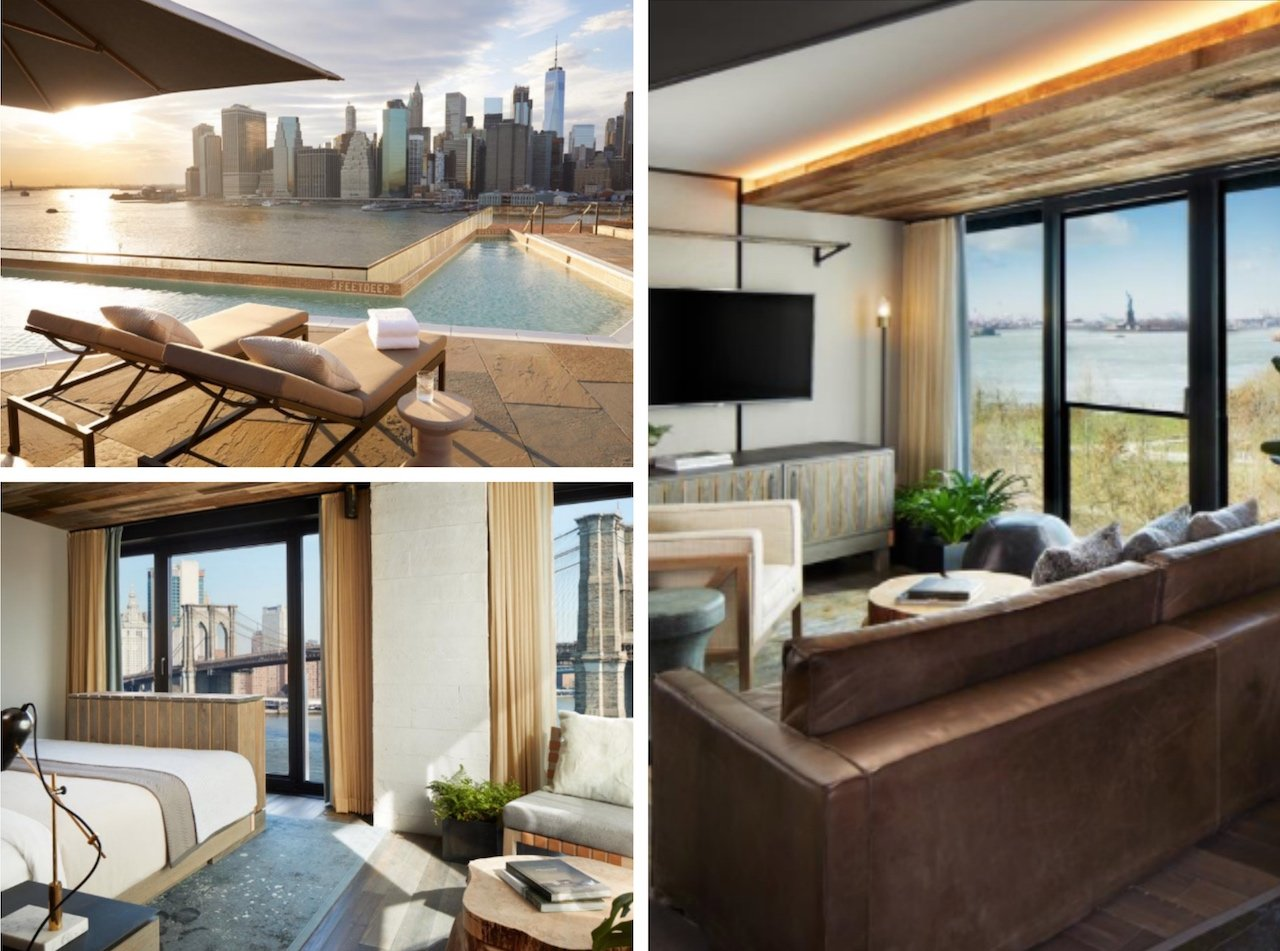 Hotel New York Pas Cher Booking