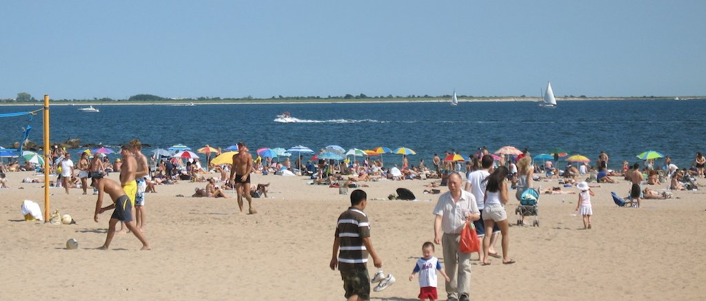 plage-new-york-city