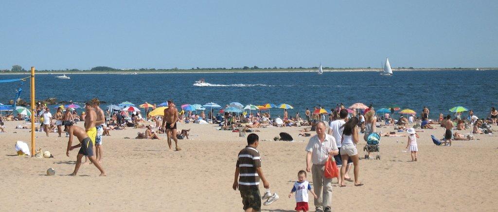 plage-new-york-city
