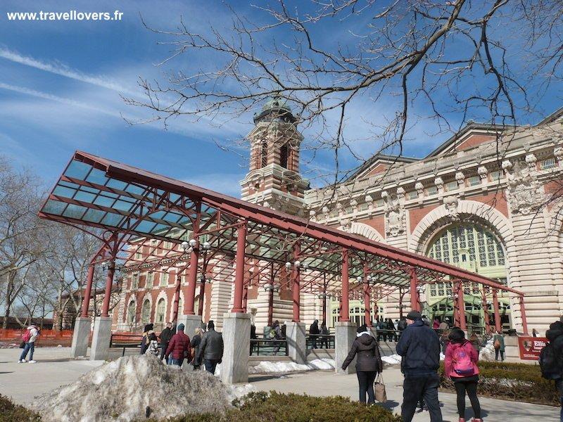 Ellis Island Ce