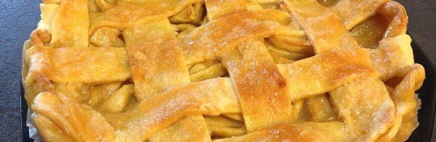 recette-apple-pie-facile