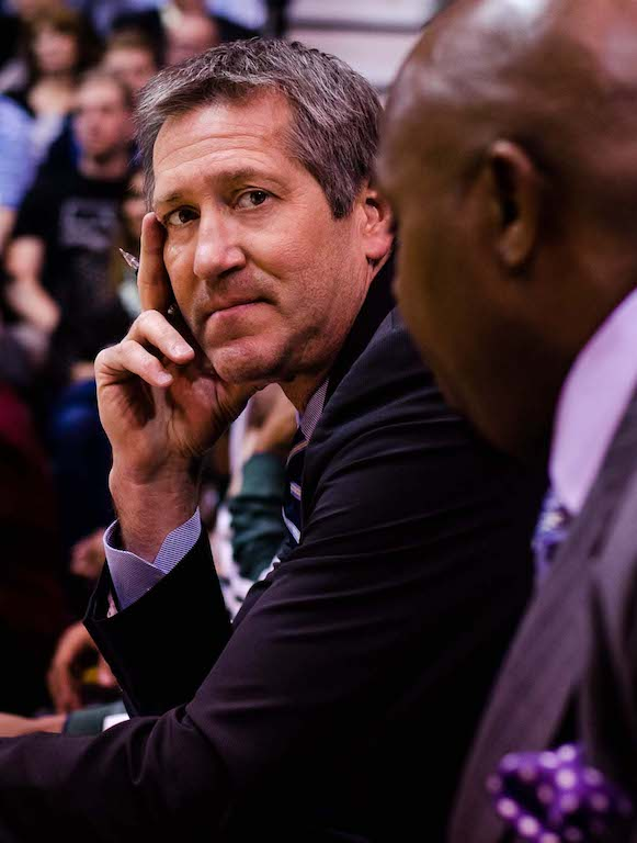 Coach Jeff Hornacek Utah Jazz