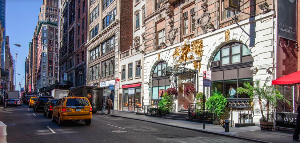life hotel une bonne adresse en plein coeur de new york. Black Bedroom Furniture Sets. Home Design Ideas