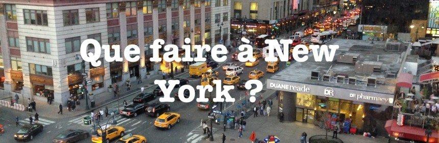 que-faire-a-new-york