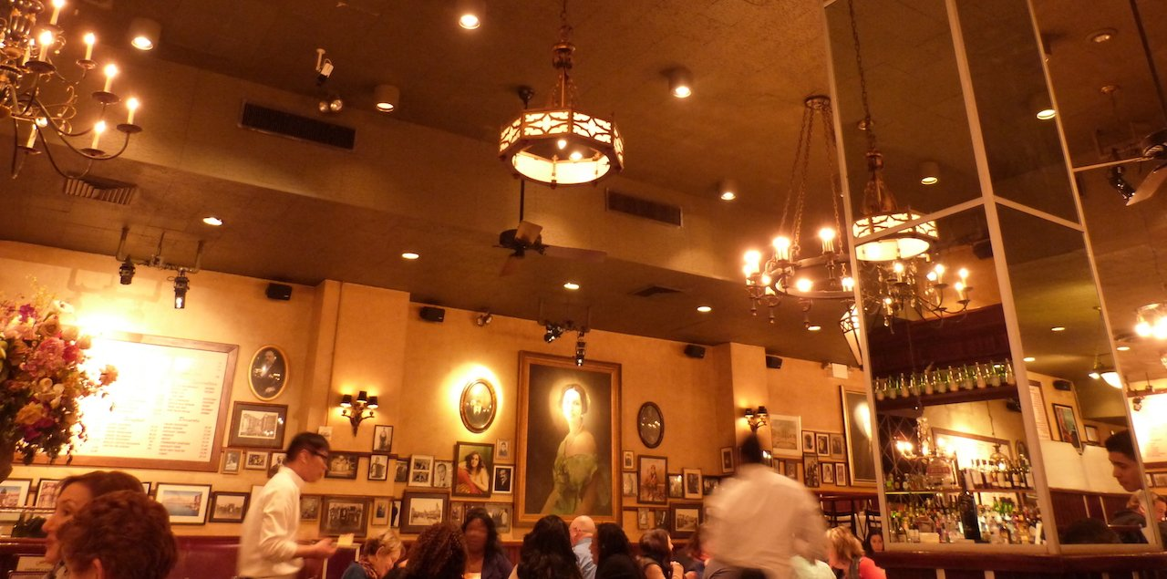 Restaurant Carmines Times Square New York