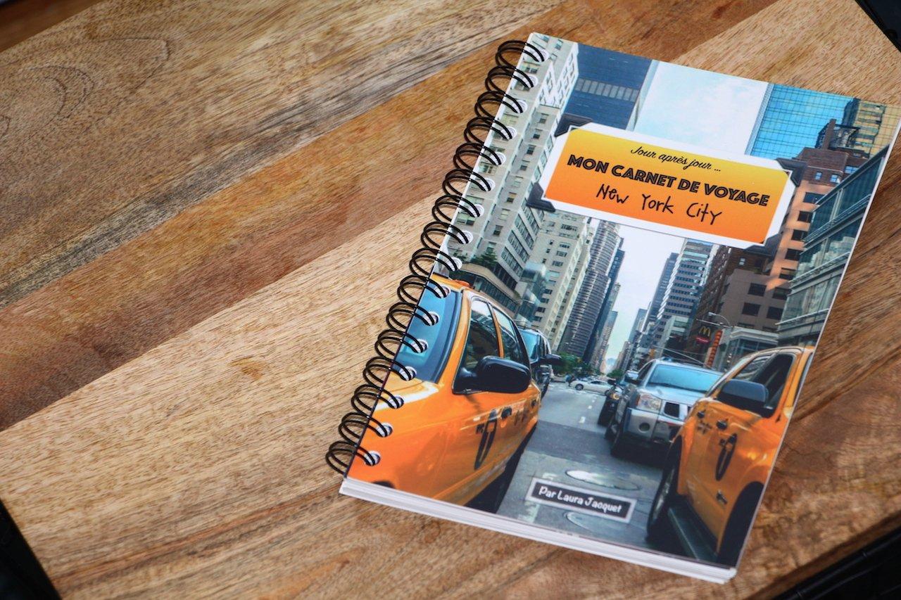 carnet de voyage new york city remplir et. Black Bedroom Furniture Sets. Home Design Ideas